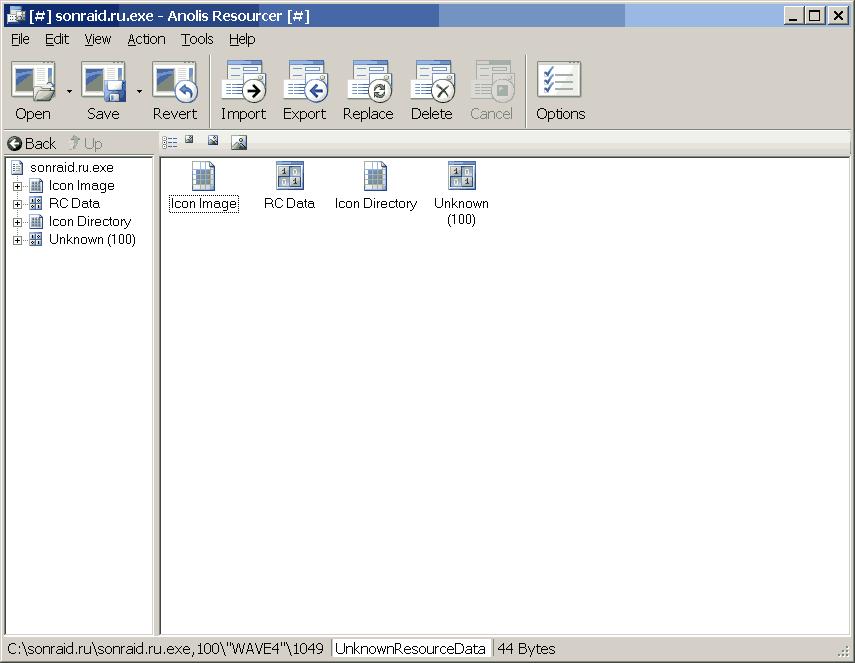 Anolis Resourcer 0.9