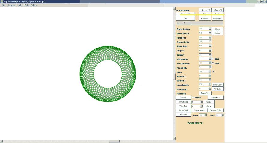 Spirograph 1.0.2.1