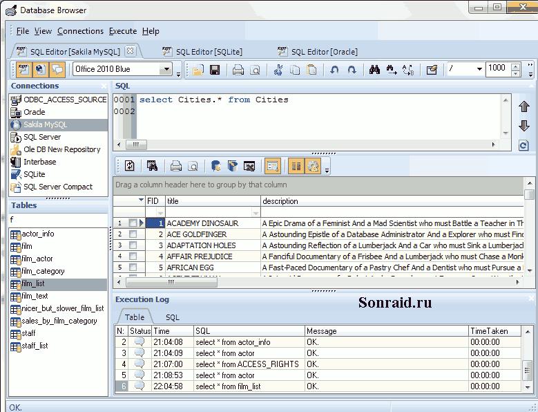 Database Browser 5.3.2.13
