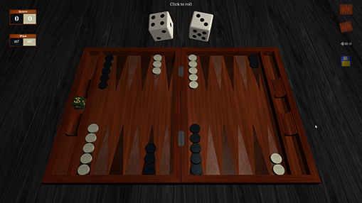 Free Backgammon 1.0.1