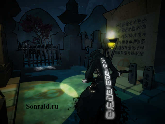 Path of Shadows Prototype