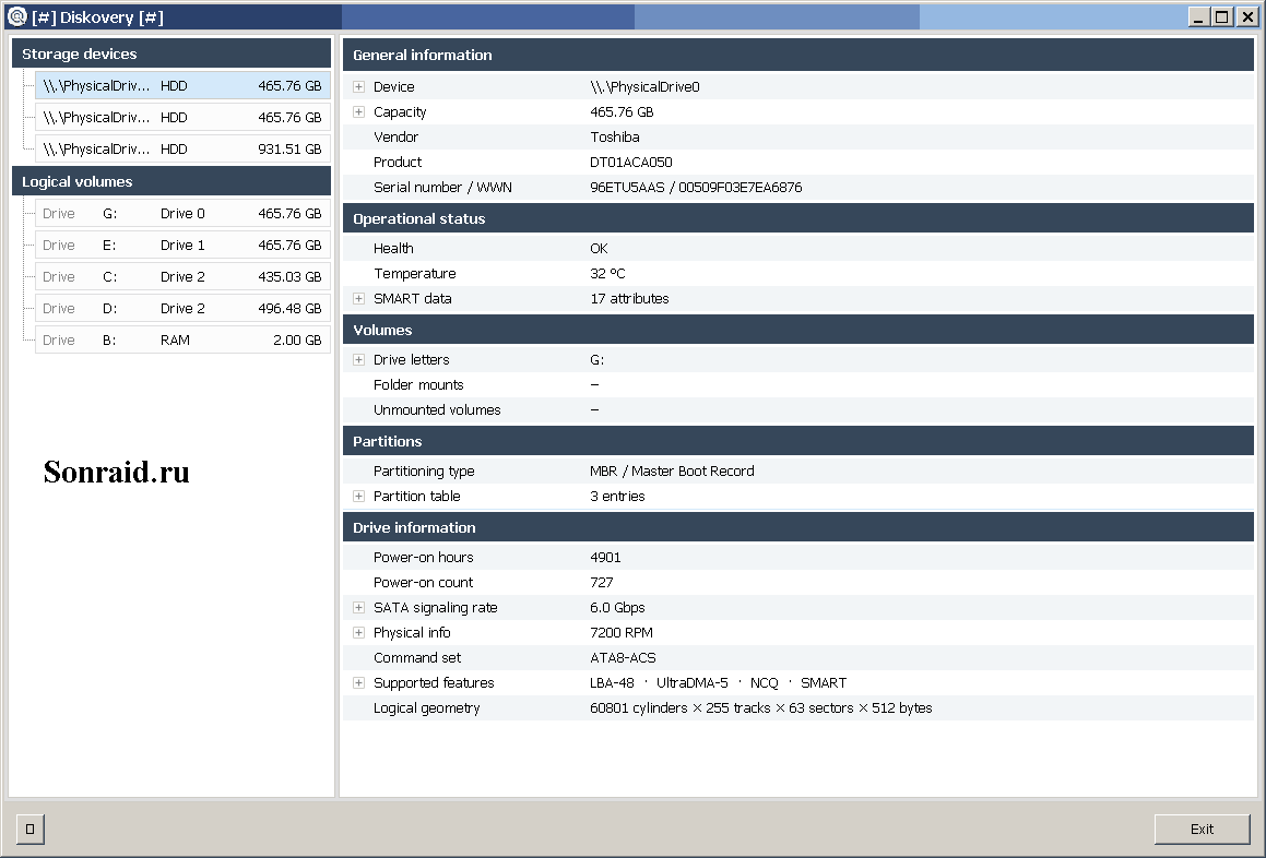 Diskovery 0.9.10.0 Beta