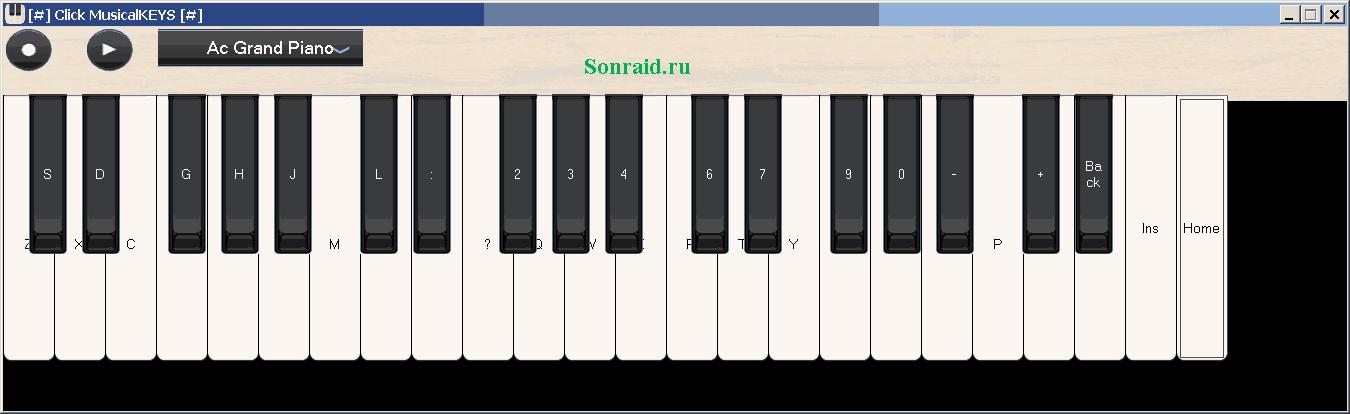 Click MusicalKEYS 19.0.0