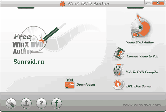 WinX DVD Author 6.3.10