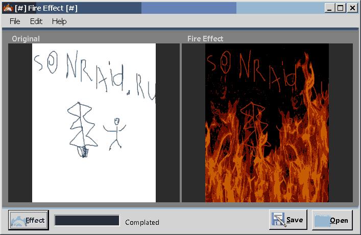 Fire Effect 1.0.0