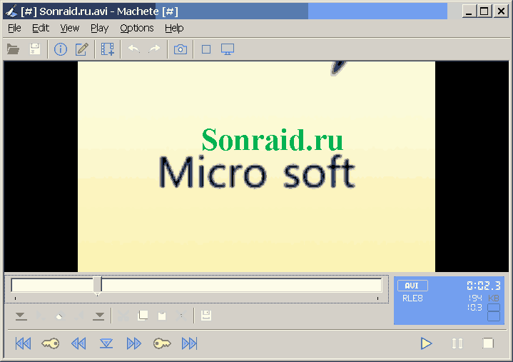 Machete Video Editor Lite 5.0 Build 88