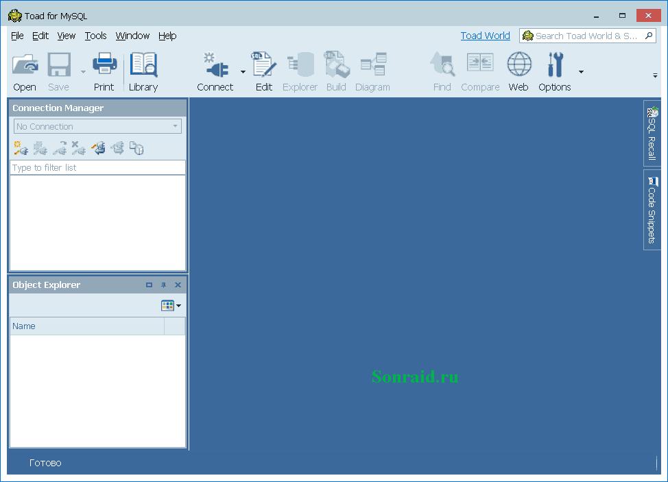TOAD for MySQL 8.0.0.296