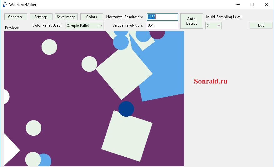WallpaperMaker 1.01