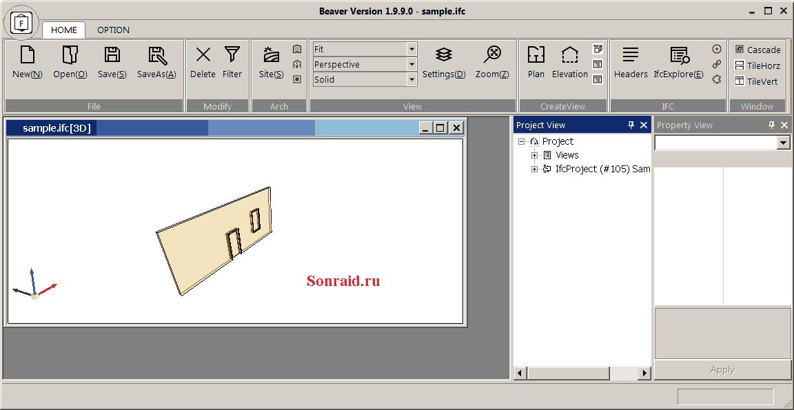 BIM Beaver 1.9.9