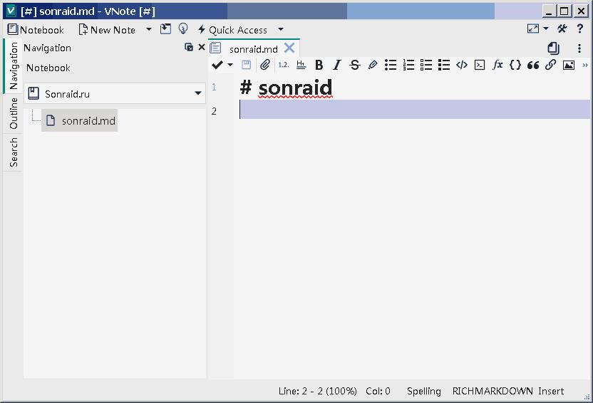 VNote 3.3.0 x64