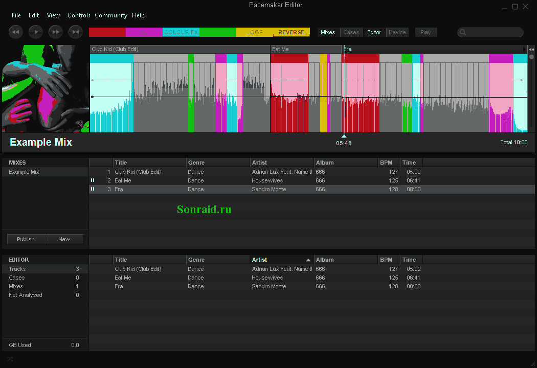 Pacemaker Editor 2.2.0.14170