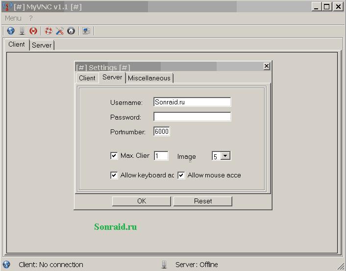 MyVNC 1.1