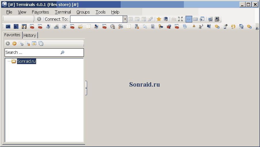 Terminals 4.0.1